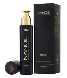 zdravé vlasy díky Nanoil